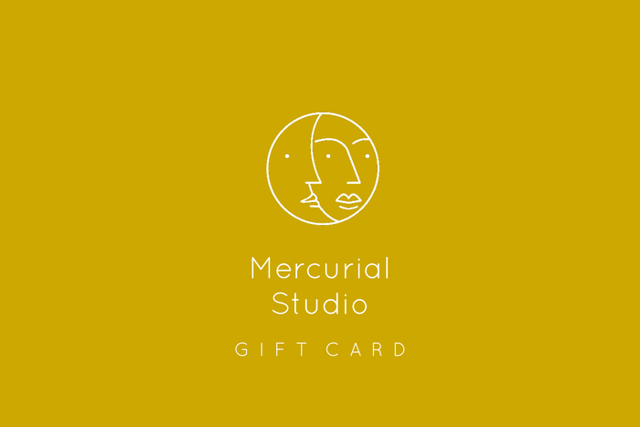 Mercurial Studio Gift Card