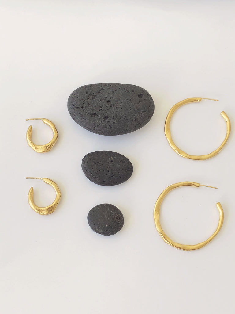 Mini Smush Hoops // Ready to Ship