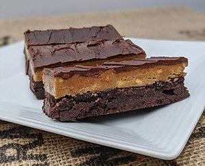 Chocolate Peanut Butter Bar - 6 squares