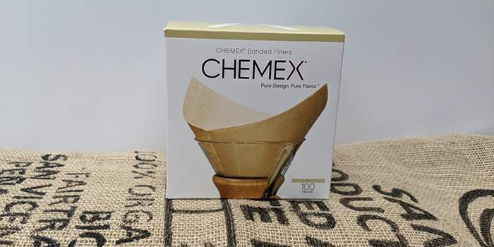 Filters for Chemex coffee maker