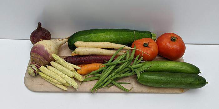 Mixed Bag of Vegetables!
