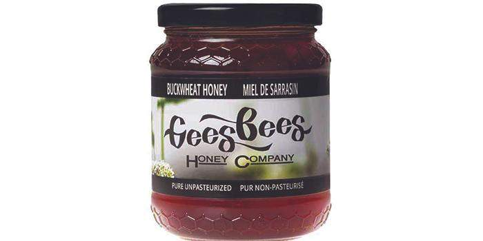 Gees Bees Buckwheat Honey - 500g