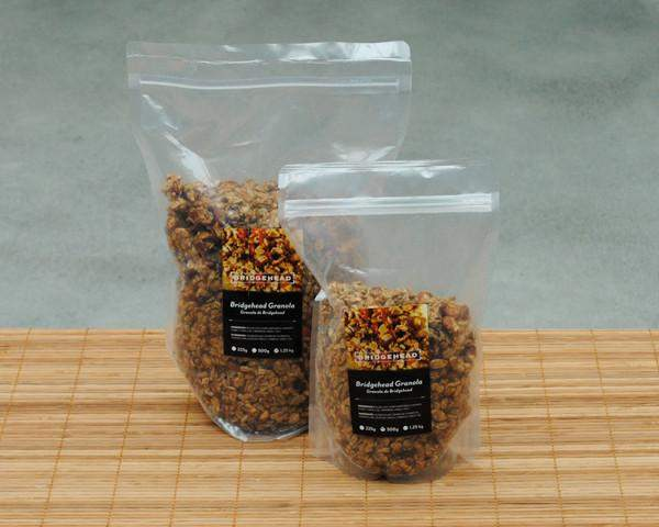 Bridgehead granola