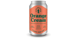City Seltzer - Orange Cream - 6 pack