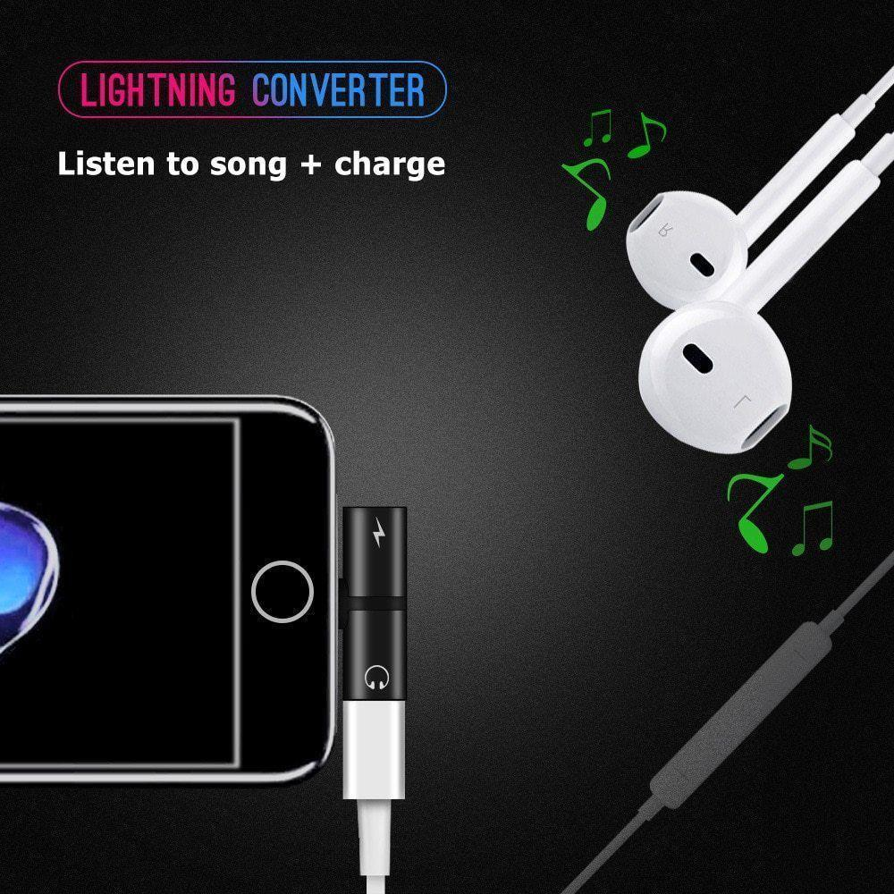 Adapter - 4 In 1 Lightning Adapter For IPhone