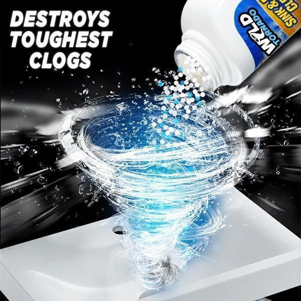 Drain Cleaner - Tornado Sink & Drain Cleaner