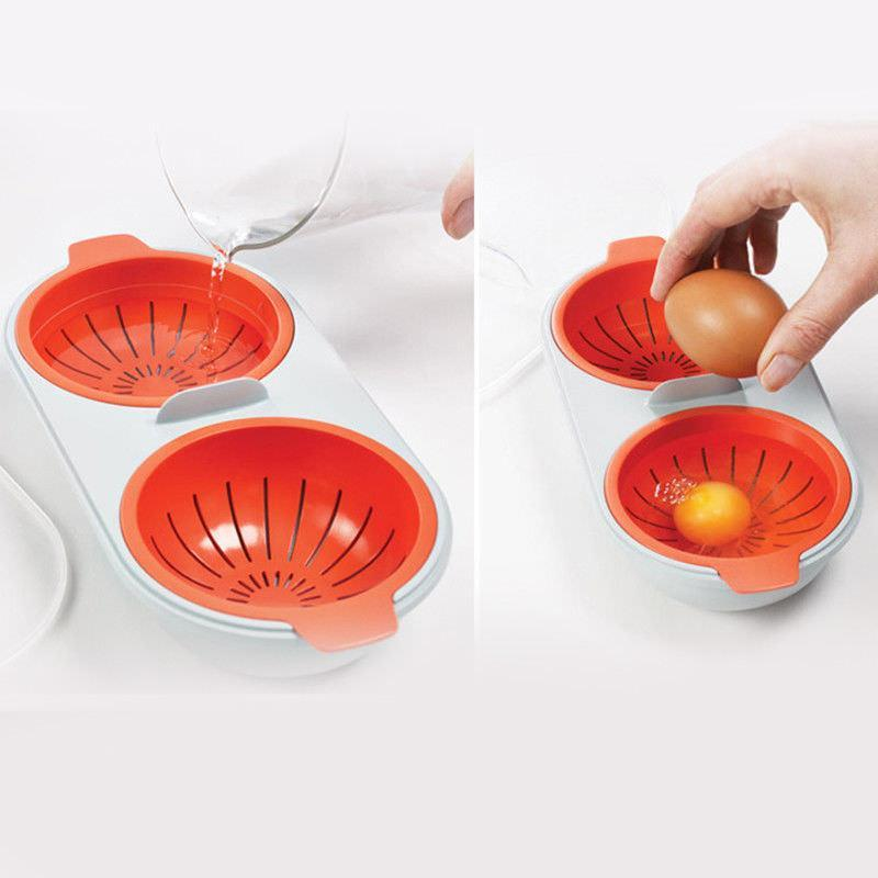 Eggs Poacher - Microwave Perfect Eggs Poacher