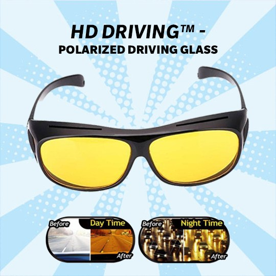 Polarized Driving Glasses - HD Driving™ - Polarized Driving Glass