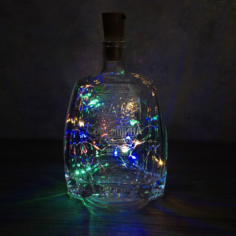 Fairy Lights for Glass Craft