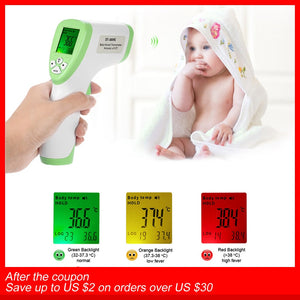 Digital IR Infrared Thermometer Temperature Meter