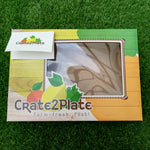 Crate2Plate Gift Box (empty)
