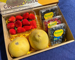 GIFT BOX 4 Berry Medley and Davao Pomelo