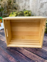 Gift Crates Wooden(Empty)