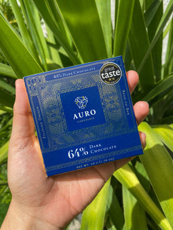 Auro 64% Dark Chocolate (50g Bar)
