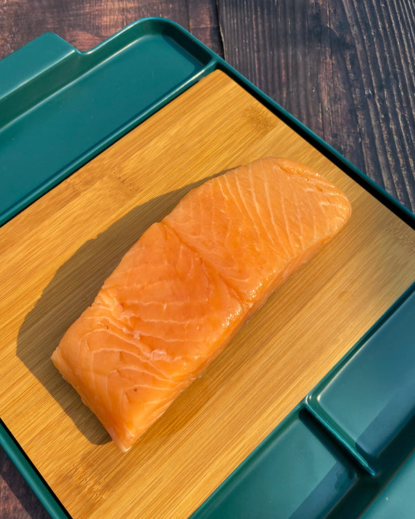 Salmon Fillet Slab 250g (Plain)