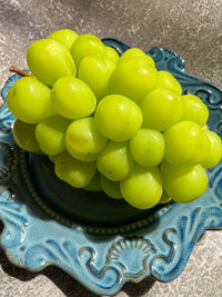 Korean Shine Muscat Grapes