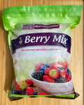 Frozen 4 Berry Mix (1kg)
