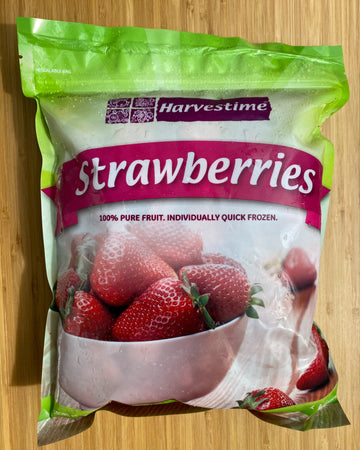 Frozen Strawberries (1kg)