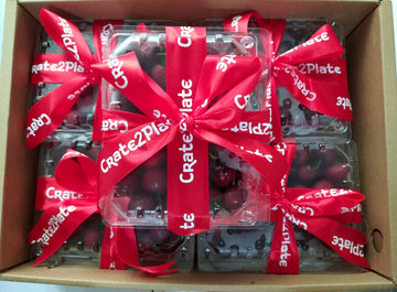 Crate2Plate Extra Ribbon (For Small Plastic Packs)
