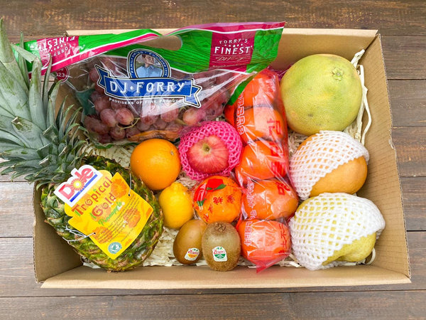 Regular New Year Fruits Set B WITH Gift Box