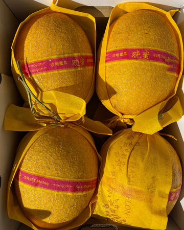 Buy 2 Yellow Hami Melon for 1000