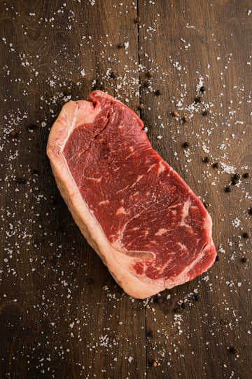Bolzico Beef Grass Fed Angus Sirloin 300gms
