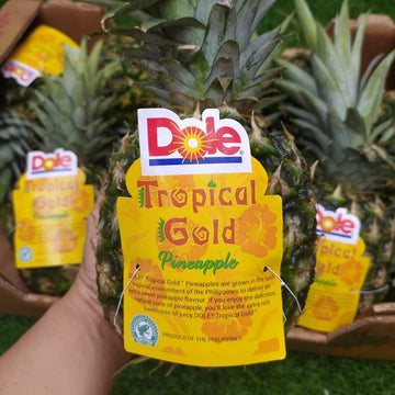 Dole Tropical Gold Pineapple By The Box