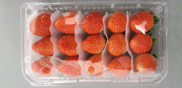 Korean Strawberries 330g (sold per pack)