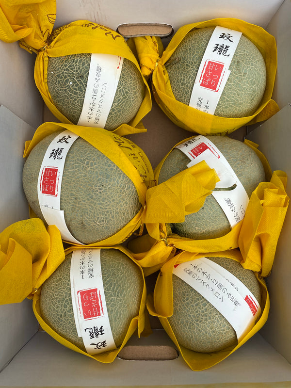 Buy 2 Japan Musk Melons for Php 1200