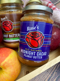 Rose's Kitchen Midnight Cacao Peanut 340g