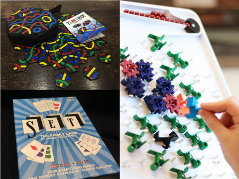 Mathematical board games