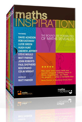 "Maths Inspiration DVD ""Box Set"""