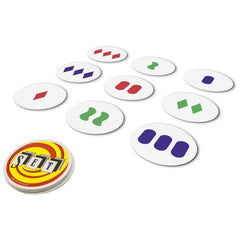 SET Mini Round game