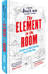 Signed copy of The Element In The Room