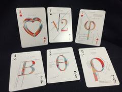 Math Stack Playing Cards