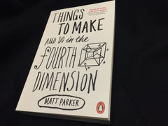 Signed paperback - Things to Make and Do in the Fourth Dimension