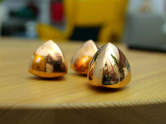 Ultimate Solids of Constant Width - set of 3