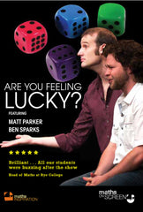Are You Feeling Lucky? - Maths Inspiration DVD