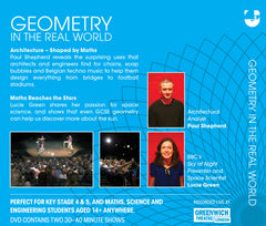 Geometry in the Real World - Maths Inspiration DVD