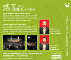 Weird and Wonderful Maths - Maths Inspiration DVD