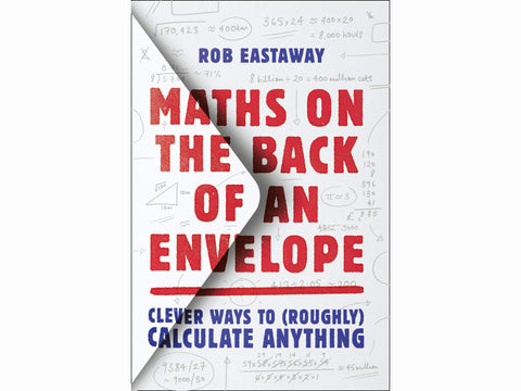 Signed copy of Maths on the Back of an Envelope