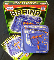 Mechanical NIM player - Braino