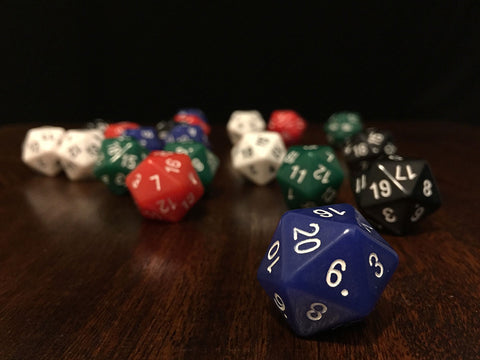 Numerically Balanced D20