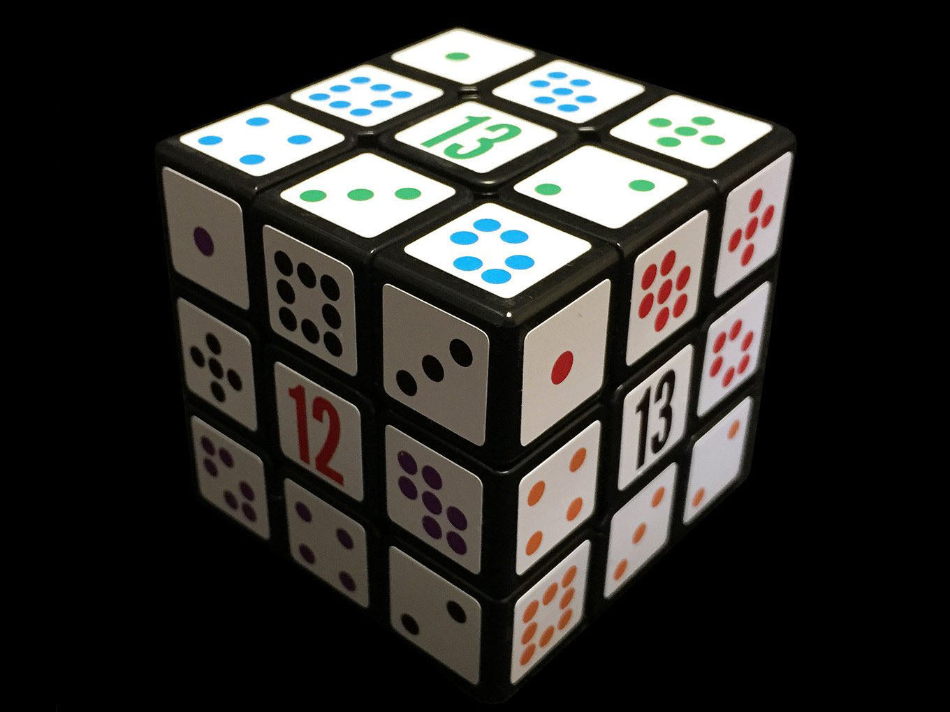 Grime Cube: The Magic Square With A Twist!