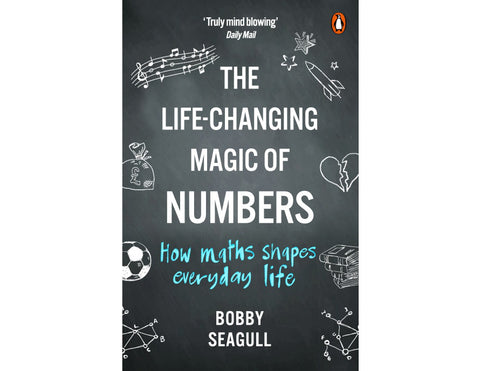 Signed copy of The Life-Changing Magic of Numbers