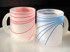 Elliptical Orbit Mugs