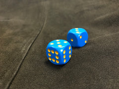 Sicherman Dice (pair)