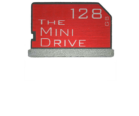 "The MiniDrive Pro 128GB Integrated - 13"" with Retina Display"