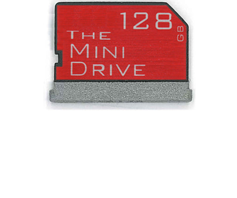 "TheMiniDrive Pro 128GB Integrated - 15"" Retina Display (Late 2013+)"