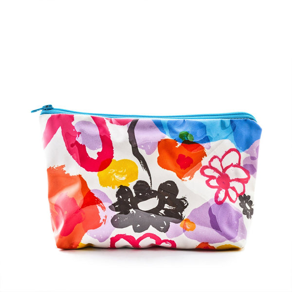 Bloom Makeup Pouch Medium